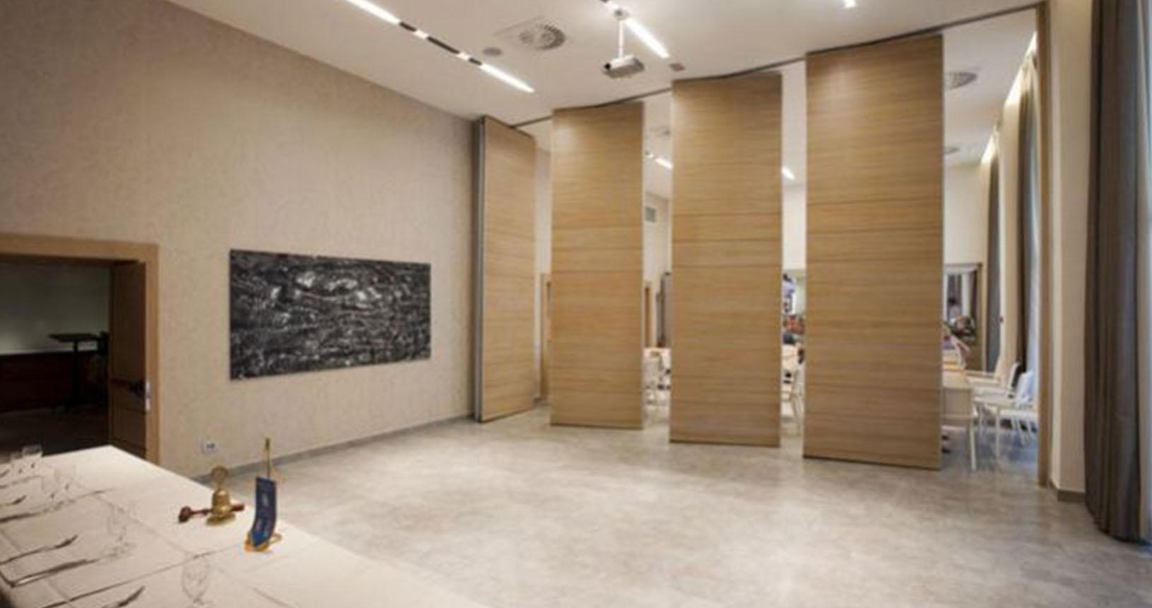 Pannelli fonoassorbenti pareti manovrabili cagliari e - Pannelli decorativi fonoassorbenti ...
